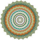Growth Mandala by Owen Kaluza