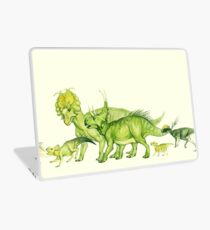 ceratopsians & co. Laptop Skin
