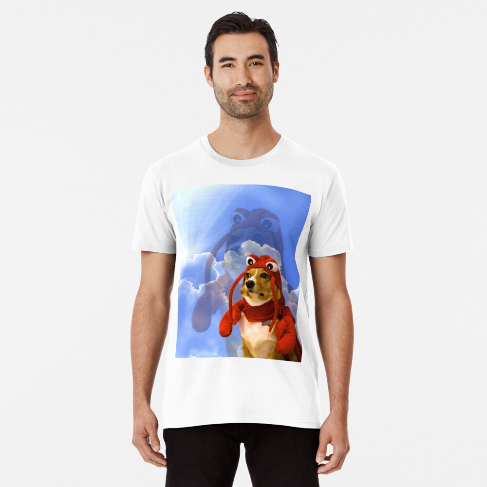 Lobster Corgi, Doggo #1 Premium T-Shirt