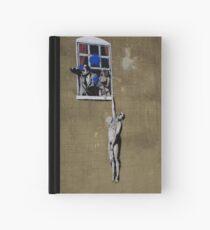Banksy Bristol Love Cheat Notizbuch