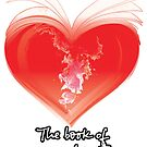 u2 the book of your heart by clad63