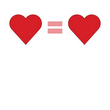 Love = Love by DomaDART