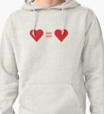 Love = Love Pullover Hoodie
