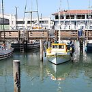 Fisherman's Wharf, San Fransisco by Jan Stead JEMproductions