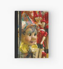 Pinocchio in Venice Hardcover Journal