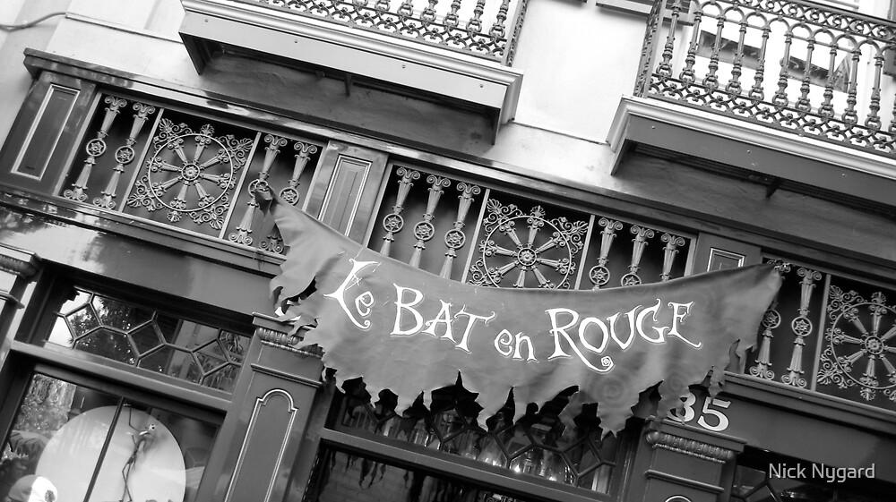O'Leans Bat by Nick Nygard