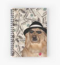 Rich Dog, Doggo #3 Spiral Notebook