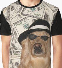 Rich Dog, Doggo #3 Graphic T-Shirt