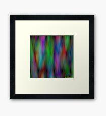 ( SANNA )  ERIC  WHITEMAN ART Framed Print