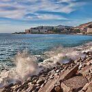 Crashing Waves~ by WJPhotography