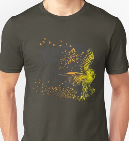 Attack of the Goldfinch T-Shirt