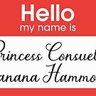Princess Consuela  by Shayli Kipnis
