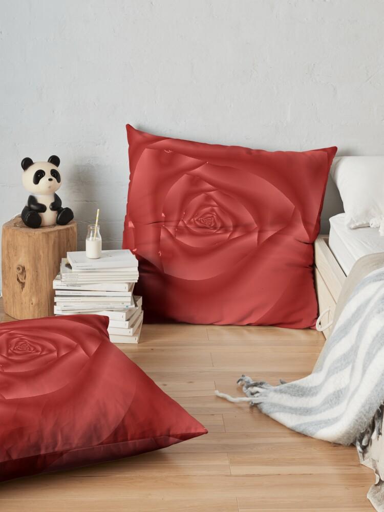 Alternate view of Summer Night Floor Pillow