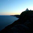 Cape Blue by Brian Carey