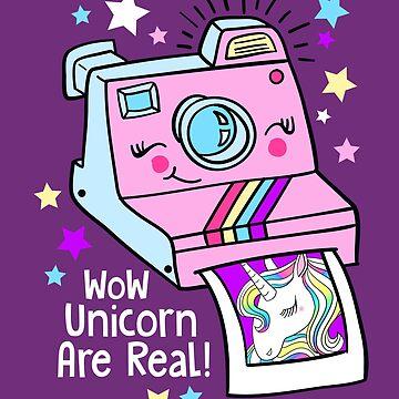 Unicorns are Real by machmigo