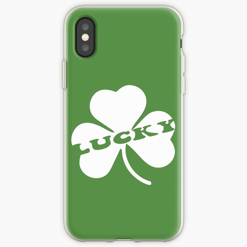 Lucky Shamrock iPhone Case & Cover