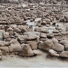 A Gathering Of Goblins - Goblin Valley State Park, Emery County, UT by Rebel Kreklow