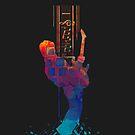 I love Music - Guitar by leandrojsj