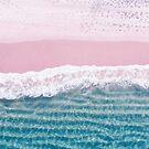 «Mar de arena turquesa rosa» de La Chic