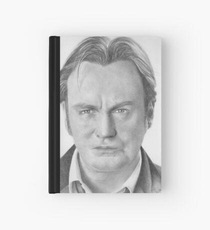 Philip Glenister aka Gene Hunt Hardcover Journal