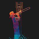 I love Music - Trombone2 by leandrojsj