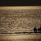 BROADHAVEN BEACH SUNSET RIDERS by mister-john