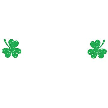 Zero Lucks Given - Funny St Patrick's Day Gifts by EcoKeeps