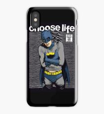 Choose Life iPhone Case