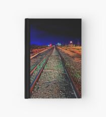 Down The Line  Hardcover Journal