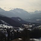 The Mountains of Bavaria by Jozianna