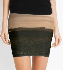 Berneray: Clach Mhor Standing Stone Mini Skirt