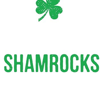 I Love Her Shamrocks - St Patrick's Day Couples Gifts by EcoKeeps