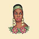 «Nina Tatuaje» de Retrocrix