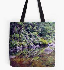 River Reflections, Coombadjha Creek Tote Bag