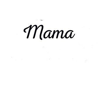 Gymnastics Mama by mikevdv2001