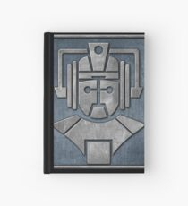 Cyberman Logo Hardcover Journal