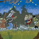 When the Swamp Goes Marchin' In by jrutland