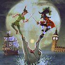 Peter Pan by jrutland
