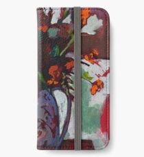 Marigolds Gone Wild iPhone Wallet/Case/Skin