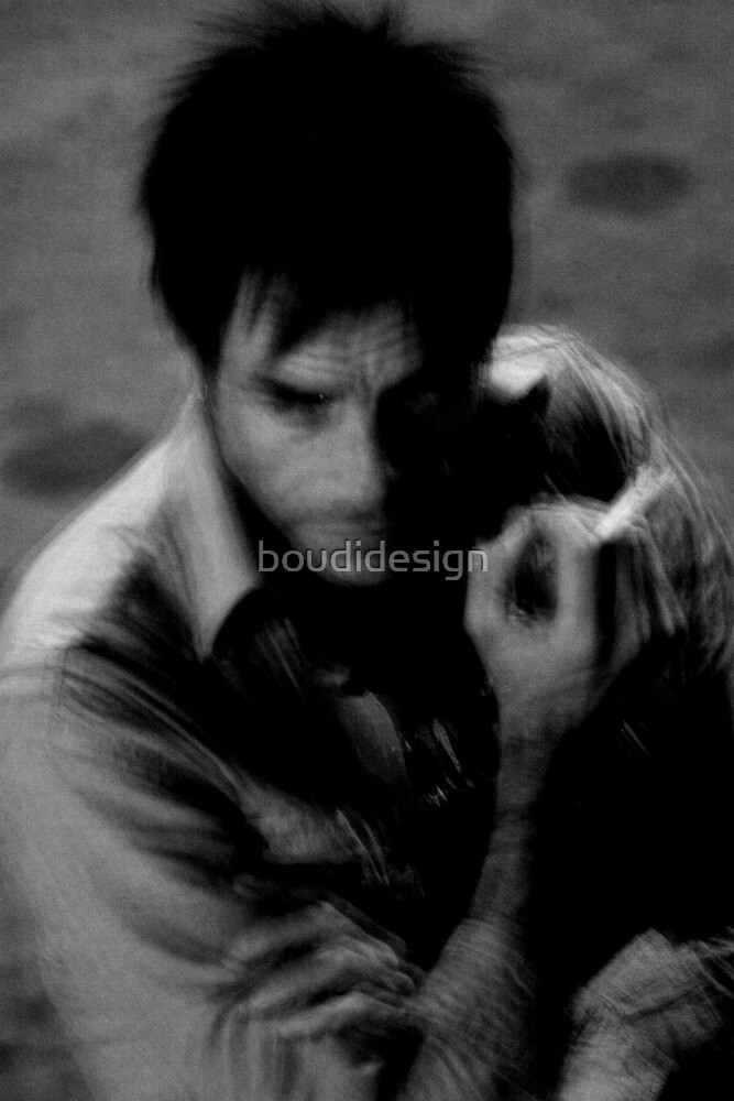 Loneliness can really do things to a man by boudidesign