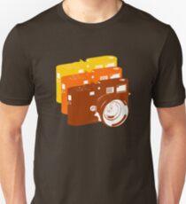 Leica süchtig Slim Fit T-Shirt