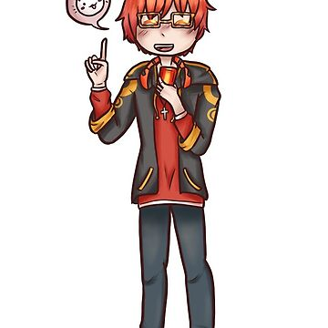 707 - Mystic Messenger by Norway-Addict