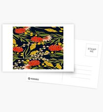 Farben jagen Postkarten