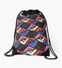 Italian Fashion Drawstring Bag