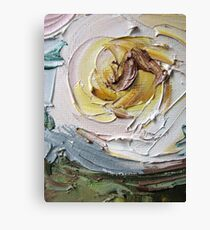 Zoom to one beautiful Rose Canvas Print