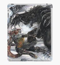 Werebear Battle iPad Case/Skin