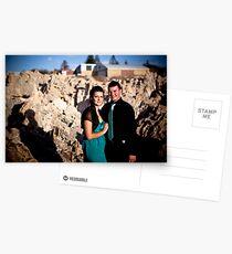 Claudia & Daniel Postcards