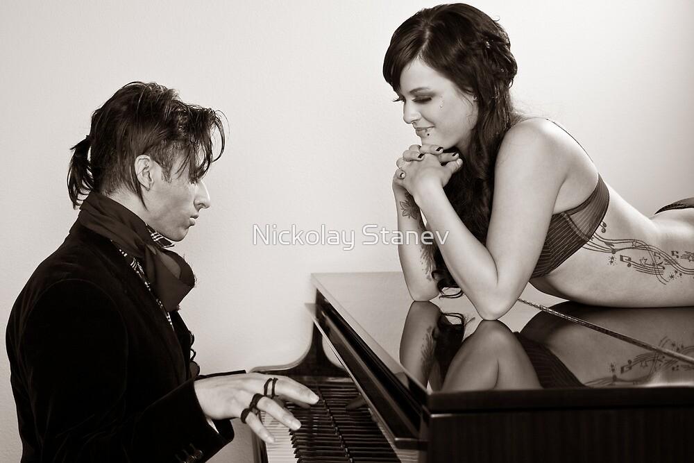 Enjoying the Music by Nickolay Stanev