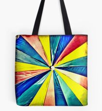 Under My Umbrella Tote Bag