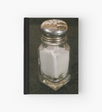 Resturant Salt shaker Hardcover Journal